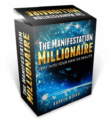 The Manifestation Millionaire - book how to become a millionaire