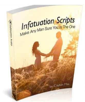 Infatuation Scripts - Clayton Max - Dating Books For Women