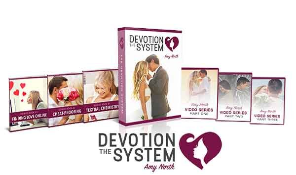 The Devotion System - Amy North - Best Dating Books For Women