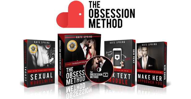 """""""The Obsession Method"""" reveals interesting facts about a man's mind"""