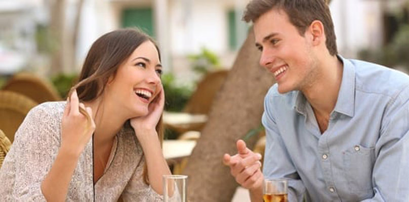 signs that a man is pursuing you